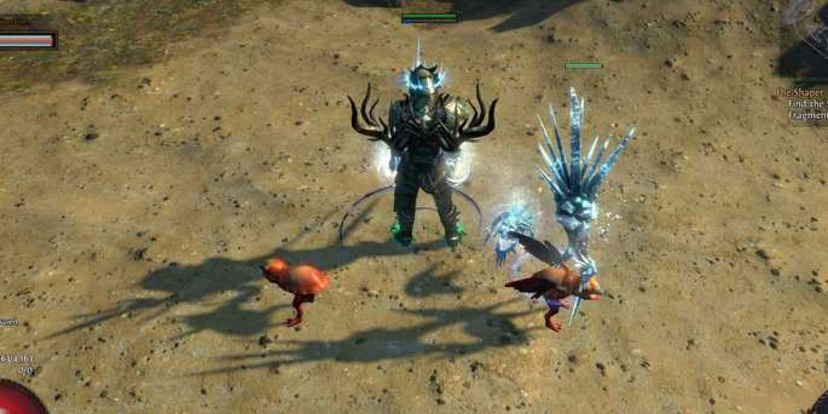 The latest version of Path of Exile on the computer is available for players to download